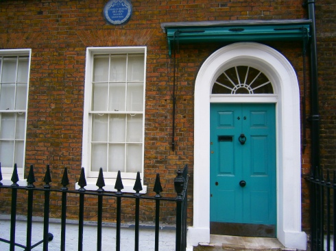Charles Dickens House and Museum