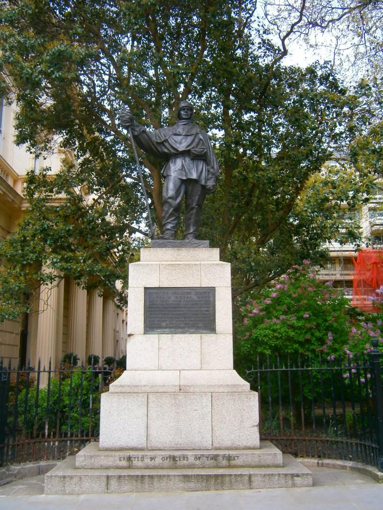 Robert Falcon Scott Monument