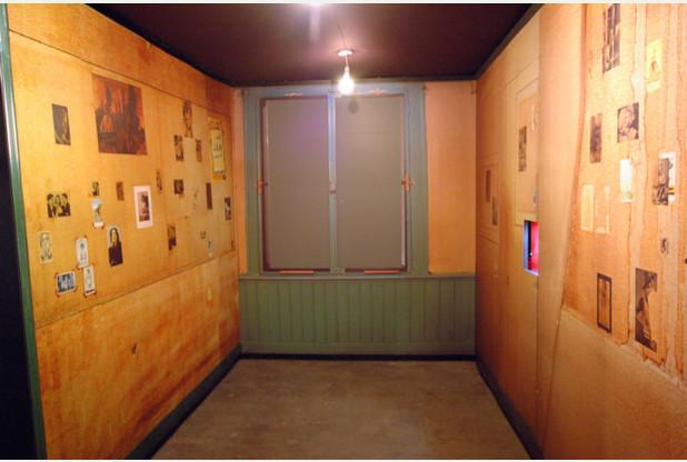 Anne Frank room